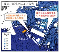 津波シミュレーションモデル利活用 ■新研究テーマの紹介